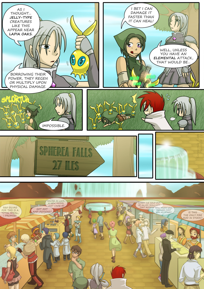 204 - Welcome to Spherea Falls