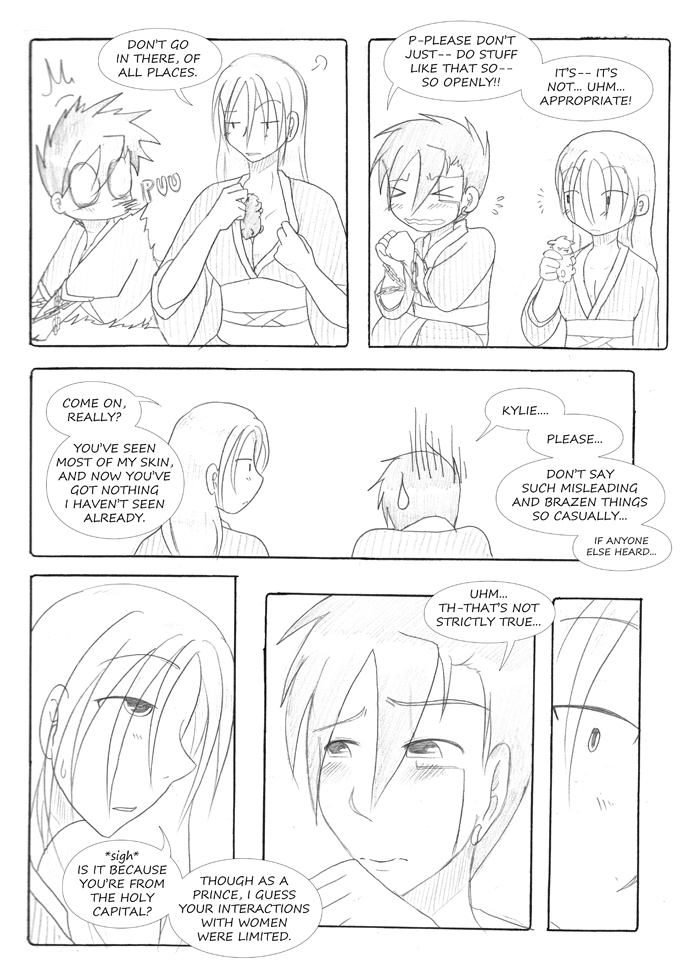 Side story: Uncomplicated, page 3